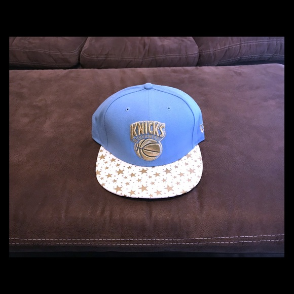 New Era NY Knicks Fitted Hat 8b0183bb977